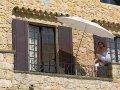 Зонт для балкона или террасы диаметром 200см