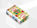 Сирок (сирна маса) з ваніліном 23% жирності у фользі кашированной, ТМ