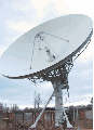 Antenna system of 7,0 m (7,0m Antenna) - professional send-receive antenna system for earth-based stations of satellite networks as a part of earth-based stations of satellite television, a radio communication and the Internet of networks.