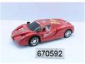 Машинка красная CJ-0670592