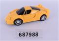 Машинка игрушечная CJ-0687988