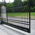 Ворота откатные, секционные, распашные, кованые от ЧП СЛИМС