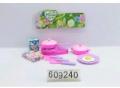 Zabawkowy zestaw naczynia