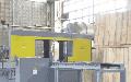 Ленточнопильный станок СЛП-8535  для порезки металлопроката черных, цветных металлов, нержавеющих сталей, пластмасс и т. д.