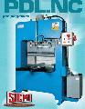 Пресс гидравлический для гибки серия PDL.NC Sicmi