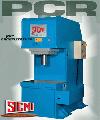 Прессы гидравлические для сборки, правки и монтажа серия PCR Sicmi
