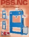 Пресс гідравлічний для складання, виправлення й монтажу серія PSS і PSS.NC Sicmi