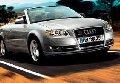 Автомобидь легковой Audi A4 Cabriolet