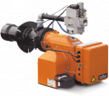 Двухступенчатая газовая прогрессивная горелка BGN 300 LX 60Hz