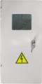 Шкаф под 1–3 фазн.счетчик. с дверцей