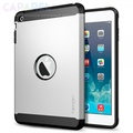 Противоударный чехол SGP Tough Armor Satin Silver для iPad Mini/Mini Retina