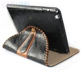 Чехол 360 Rotating Leather Stand Case with Belt BLACK для iPad mini/mini 2