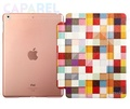 Чехол Mooke Painted Case Plaid для iPad Mini/Mini 2 Retina