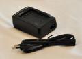 Зарядное устройство Nikon MH-18е для фотоаппарата  D50, D70, D80, D90, D300, D100, D200
