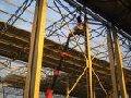 Las construcciones metálicas la fabricación