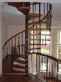 Лестницы винтовые деревянные на заказ, индивидуальный заказ