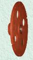 """Планшайба коробки скоростей  изготавливается согласно рабочих чертежей, разработанных ООО НТФ """"Интербур ЛТД"""""""