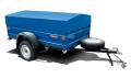 Прицеп грузовой КрКЗ-150 высота борта 450 мм