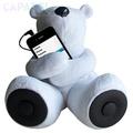 Док-станция, колонка Bear для iPod, iPhone, MP3 White