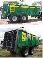 Машины внесения твердых органических удобрений (РАЗБРАСЫВАТЕЛИ КОМПОСТА, НАВОЗА) 2 — 21 м3