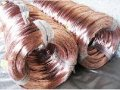 Welding wire of SV08GA of copperplated 6,0 mm