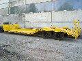 Прицеп-комбайновоз трёхосный модель 830020 для перевозки зерноуборочных комбайнов