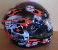 Шлем интеграл недорогой. XZF-07. TM York