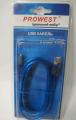 Кабель USB удлинитель 2.0 180см ProWest