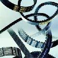 Резиновые нити, шнуры, ленты, стропы и приводные ремни