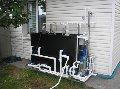 Оборудование узла доочистки сточных вод