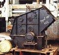 Дробилка роторная ДР–6х4–10,5 для измельчения природного камня, преимущественно песчаника, с коэффициентом крепости до 6ед. по Протодьяконову, а также горелых шахтных пород и измельчения строительного мусора