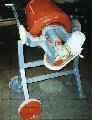 Бетоносмеситель гравитационный ШК 1054-01 для приготовления подвижных бетонных смесей крупностью заполнителя до 40мм на стройках с небольшим объемом работ, пр-во ЛисМаш, г. Лисичанск, Украина