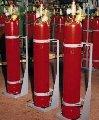 Модулі газового пожежогасіння Модуль МГП-5 - Пе