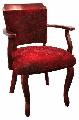 Кресла для казино, кафе, баров, ресторанов. Мебель под заказ для казино.