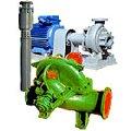 Pumps for clear water D, 1D, 2D, K, KM, TsN, TsNS, ETsV in assortmen