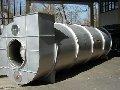 Производство горячего воздуха прямым воздухонагревателем, пр-во STELA GMBH (Германия)