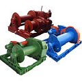 Winches construction T, LM, LR, U, L, HP, CB in assortmen