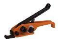 Устройство для обвязки округлых предметов и закрепления с помощью пряжки Р-353