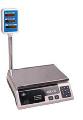 Весы торговые с двусторонним дисплеем ACS-A (ACS-32). Весы электронные цифровые