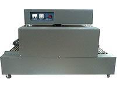 The equipment is packaging automatic. The thermotunnel for PVC, software and PE of films BS-400