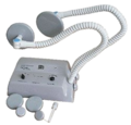 The UVCh-therapy device with step adjustment of power of