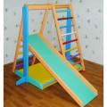 Детский игровой комплекс Малыш-2 цветной