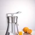 Соковыжималка GASTRORAG SJ-CJ6 для цитрусовых, с прижимным рычагом, конус и чаша из нерж.стали, материал корпус