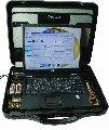 Расходомер-счетчик 2-х канальный для гомогенных сред и воды с ноутбуком (портативный вариант)