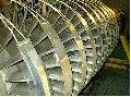 Восстановление зазоров турбоагрегатов ГТК-10