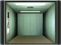 Лифты грузовые с верхним машинным помещением
