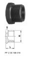 Заглушки, PVC-U R
