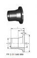 Втулка клапана тип 546 PVC-U (G05)