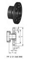 Втулка клапана тип 546 PVC-U (G71)