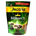 Кофе растворимый Jacobs Monarch 220г. эконом-пакет